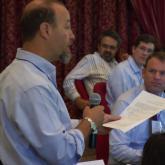 Michael Risher, Raymundo Canales de la Fuente, David Winickoff, Jeremy Gruber, Eileen Balian, and Jinnie Garrett