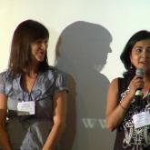 Rebecca Haimowitz and Vaishali Sinha