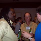 Milton Reynolds, Robert Gould, David King