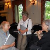 Charlie Weiner, Francine Coeytaux, Pat Williams