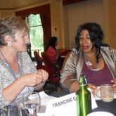 Francine Coeytaux and Harriet Washington