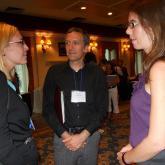 Jenny Brian, Jesse Reynolds and Jenn Rogers